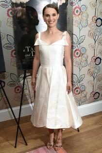 Natalie Portman en su estreno como directora