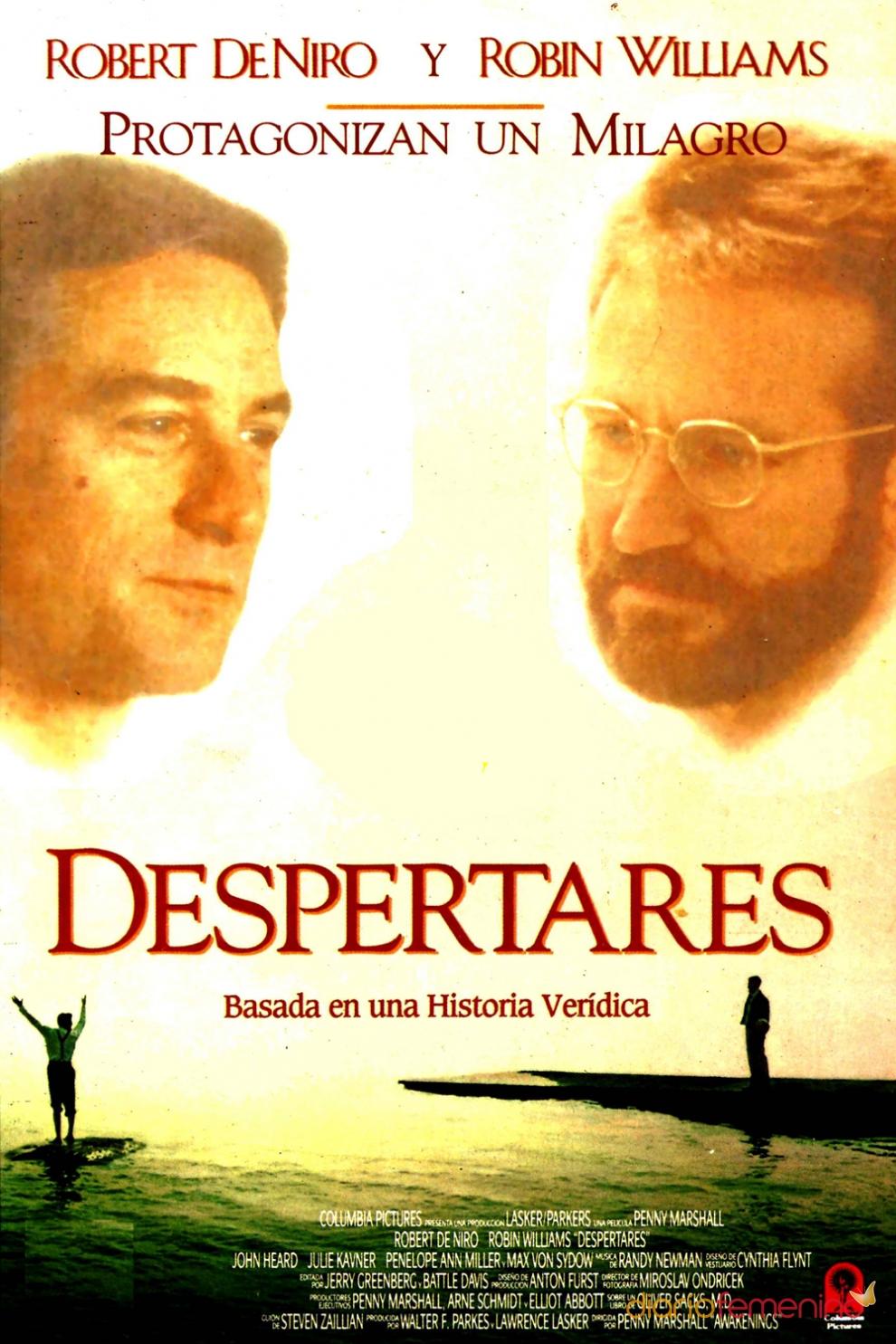 Películas de Robert de Niro: Despertares