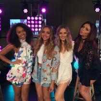 Little Mix, una banda de música de cuatro chicas con mucho talento