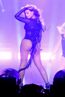 El culazo de Beyoncé, mejor que el de Kim Kardashian