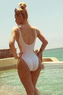 El culo de Iggy Azalea en bañador