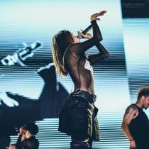 Las mejores fotos de la gira de Selena Gomez
