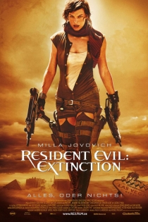 Superheroínas de Hollywood: Milla Jovovich