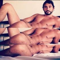 Famosos sexys: Paco León y sus posados sexys