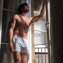Famosos sexys: Andrés Velencoso, adicto a subir fotos en Instagram