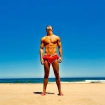 Famosos sexys: Mario Casas, en bañador