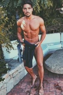 Famosos sexys: Mariano Di Vaio