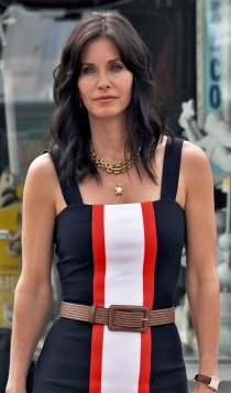 2009: la transformación de Courteney Cox