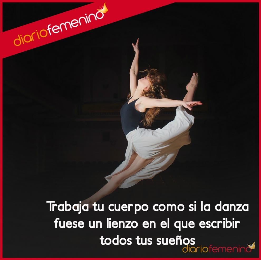 las mejores frases bonitas sobre la danza