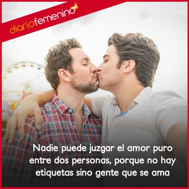 Frases De Orgullo Gay No Importan Las Etiquetas Sino El Amor