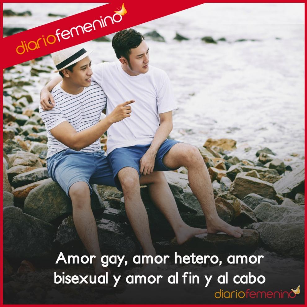 Frases de Orgullo Gay el amor es amor al fin y al cabo