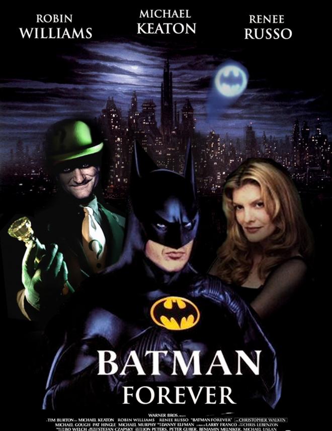 Michael Keaton: Batman (1989)