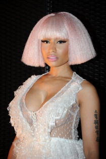 Nicki Minaj, camaleónica