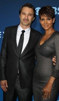 Halle Berry y Olivier Martinez, pareja de guapos