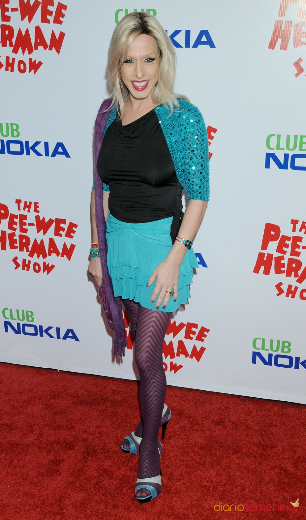 Famosos transexuales: Alexis Arquette -