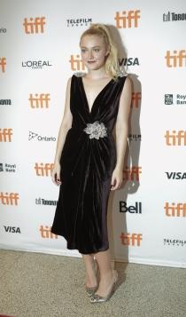 Festival de Cine de Toronto 2016: Dakota Fanning, todo al terciopelo