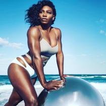 Serena Williams, tenis y moda