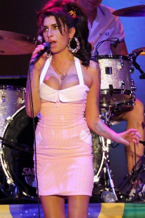 Amy Winehouse, últimos conciertos