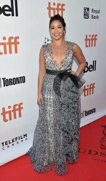 Festival de Cine de Toronto 2016: Gina Rodriguez, elegante y estupenda
