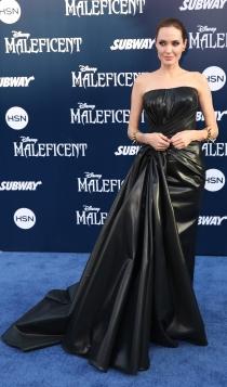 Famosos con trastornos mentales: Angelina Jolie