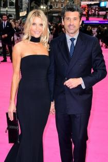 Famosos casados con personas normales: Patrick Dempsey