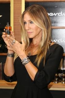 Famosas com perfume: Stash de Sarah Jessica Parker