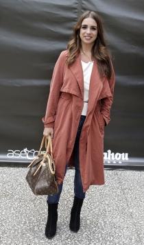 Elena Furiase, estilo casual