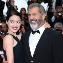 Famosos papás en 2017: Mel Gibson y Rosalind Ross