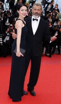 Parejas famosas con mucha diferencia de edad: Mel Gibson y Rosalind Ross