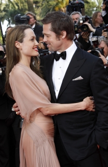 Divorcios famosos: Angelina Jolie y Brad Pitt