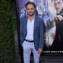 Tom Felton, muy guapo