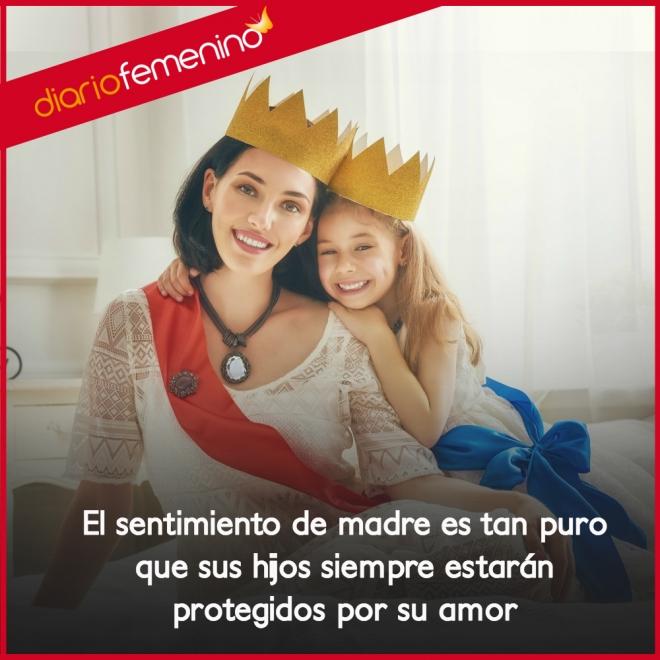 Frases De Amor Para Una Madre Un Amor Eterno Y Especial