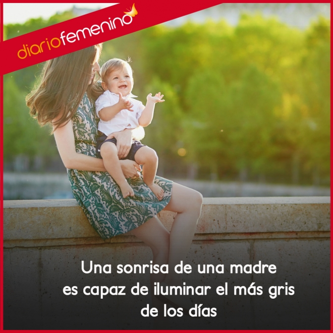 Frases De Amor Para Tu Madre La Sonrisa Mas Linda