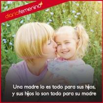 Frases de amor para una madre: un amor de ida y vuelta
