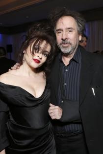 Divorcios famosos: Tim Burton y Helena Bonham Carter
