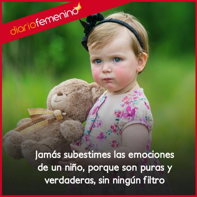 Frases Para Niños La Inocencia Y La Sinceridad Más Pura