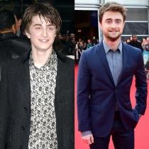 Daniel Radcliffe, eterno Harry Potter antes y después