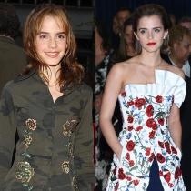 Así ha cambiado Emma Watson con el paso de los años