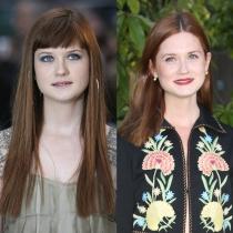 Ginny Weasley, antes y después