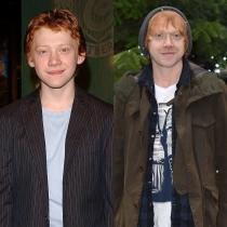 Así era y así es hoy el actor que dio vida a Ron Weasley en Harry Potter
