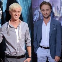 Draco Malfoy antes y después de Harry Potter
