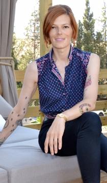Bimba Bosé, amante de los tatuajes