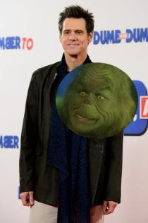 Actores irreconocibles en películas: Jim Carrey en El Grinch