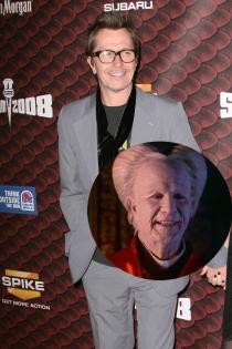 Actores irreconocibles en películas: Gary Oldman en Drácula