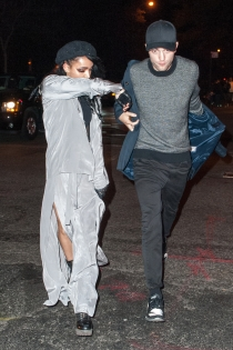 FKA Twigs y Robert Pattinson, una pareja discreta