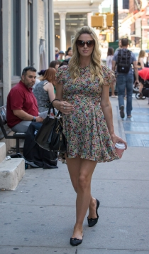 Nicky Hilton, look casual