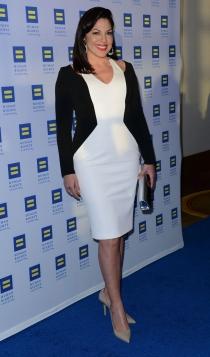 Famosas bisexuales: Sara Ramirez