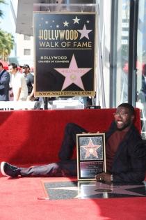 Paseo de la fama: Kevin Hart, gran sentido del humor