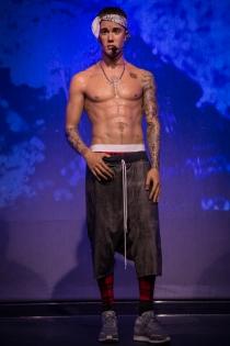Justin Bieber, un doble de infarto