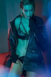 La foto prohibida de Rita Ora con lencería
